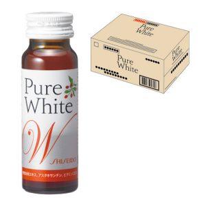 Shiseido Pure White nước uống trắng da của nhật hàng xách tay