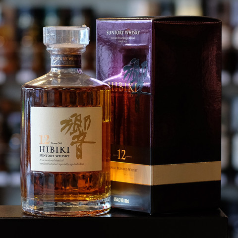 Rượu Hibiki 12