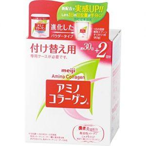 Collagen Meiji Amino refill hàng Nhật nội địa mẫu mới