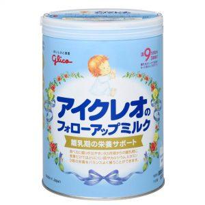Sữa Glico số 9 hàng xách tay Nhật