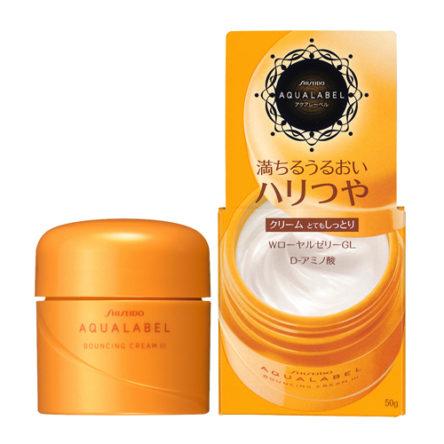 Kem dưỡng Shiseido Aqualabel Bouncing Cream