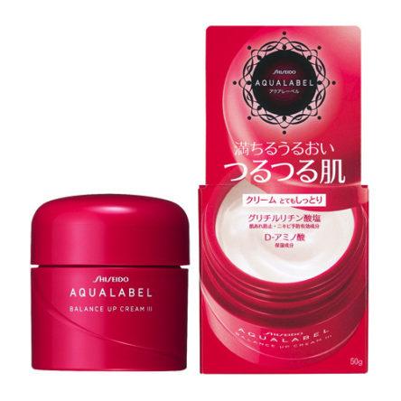Kem dưỡng ẩm Shiseido Aqualabel Balance Up Cream