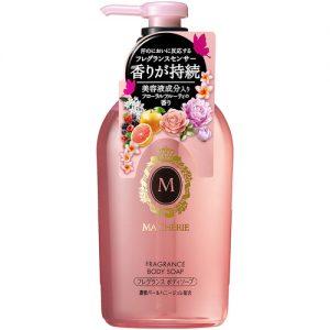 Sữa tắm Shiseido Ma Cherie Fragrance mẫu mới hàng Nhật nội địa