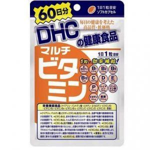 Viên uống bổ sung Multi Vitamin DHC hàng Nhật nội địa