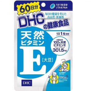 Vitamin E DHC 60 ngày uống