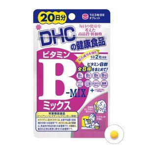 Vitamin B Mix DHC giúp ăn ngon miệng hơn