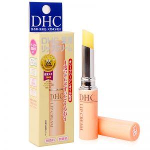 Son dưỡng môi DHC Lip Cream hàng nhật xách tay