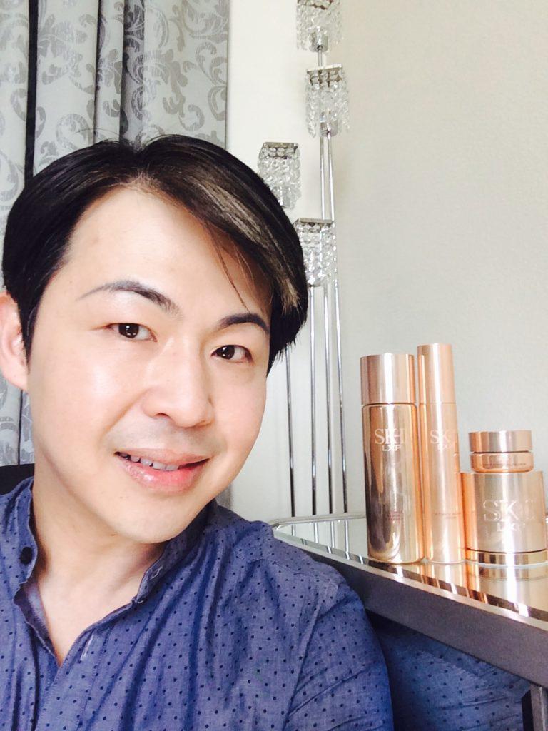 SK-II LXP Ultimate Perfecting Cream cũng được beauty blogger Steve Jan chọn làm dòng sản phẩm chăm sóc da mỗi tối