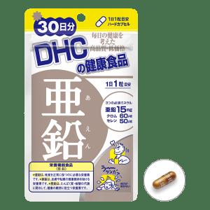 Viên uống bổ sung kẽm DHC