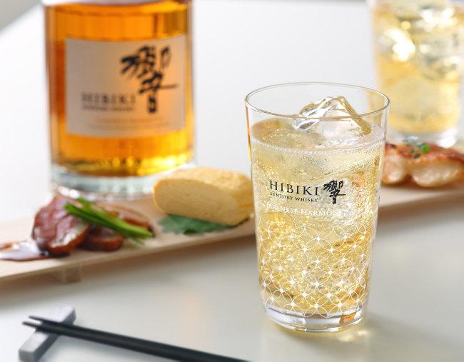 Rượu Suntory Hibiki Harmony hàng nhật xách tay