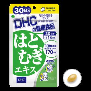 Viên uống trắng da Coix DHC 30 ngày cam kết mua tại store DHC Nhật