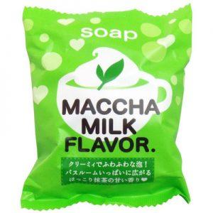 Xà bông Maccha Milk Flavor
