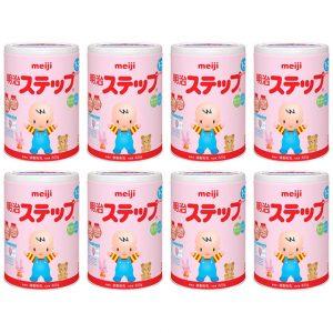 Sữa bột Meiji số 1 3 hàng xách tay đường hàng không