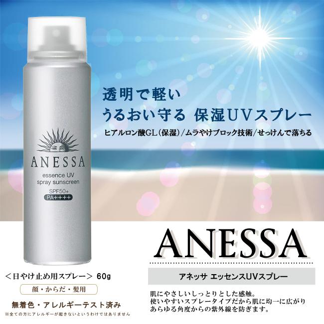 Chống nắng dạng xịt Anessa