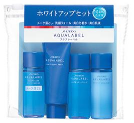 Set dưỡng da mini Shiseido Aqualabel White Up