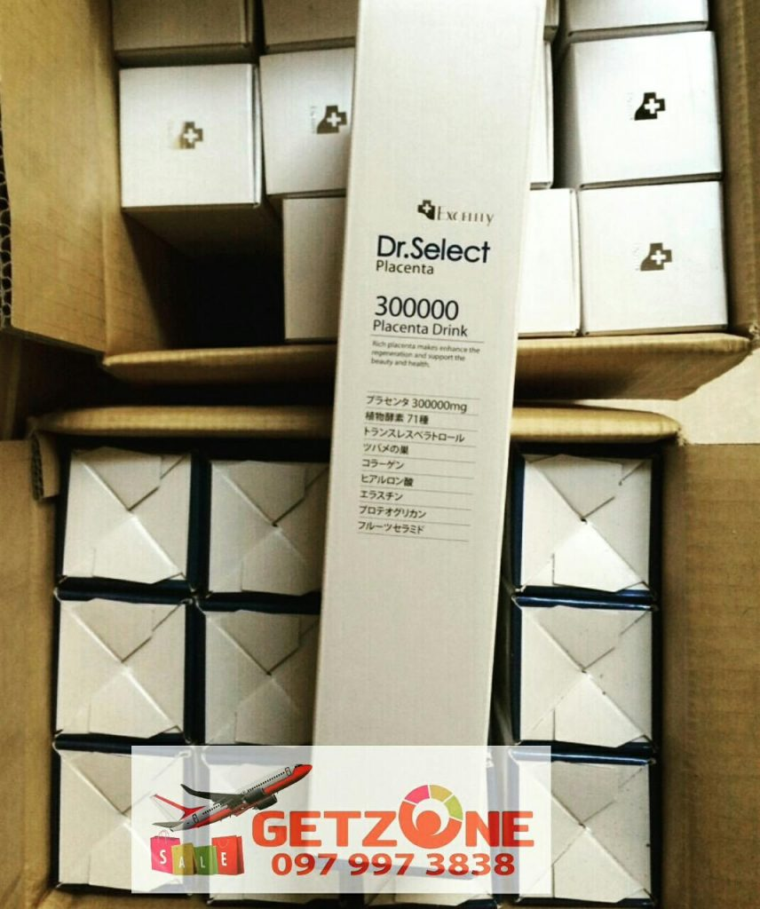 Tinh chất nhau thai Dr Select Placenta 300000