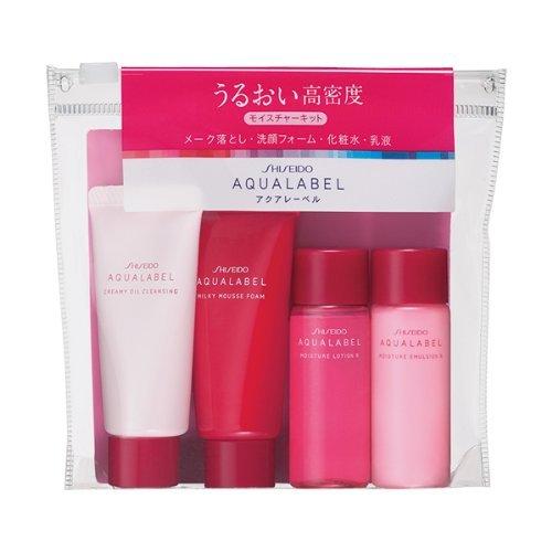Set dưỡng da mini Shiseido Aqualabel Moisture