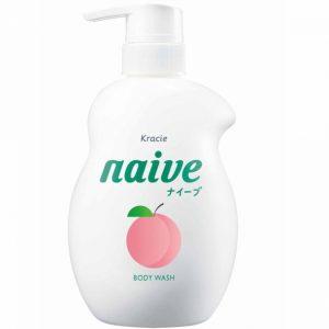 Sữa tắm Naive mẫu mới