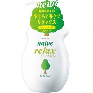 Sữa tắm Kracie Naive Relax giá rẻ HCM