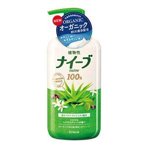 Sữa tắm Naive Kracie lô hội
