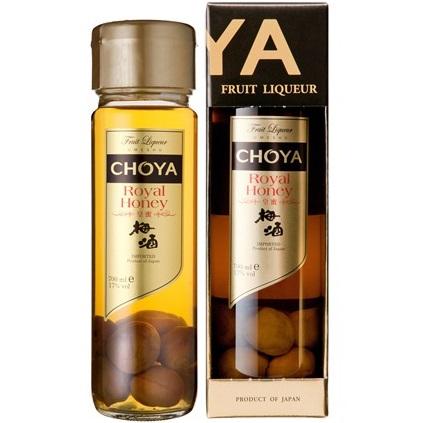 Rượu Choya Royal Honey
