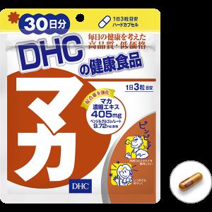 Viên uống maca DHC tăng cường sinh lực nam giới