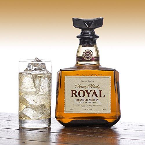 Rượu Suntory Whisky Royal hàng Nhật nội địa xách tay uy tín giá tốt HCM