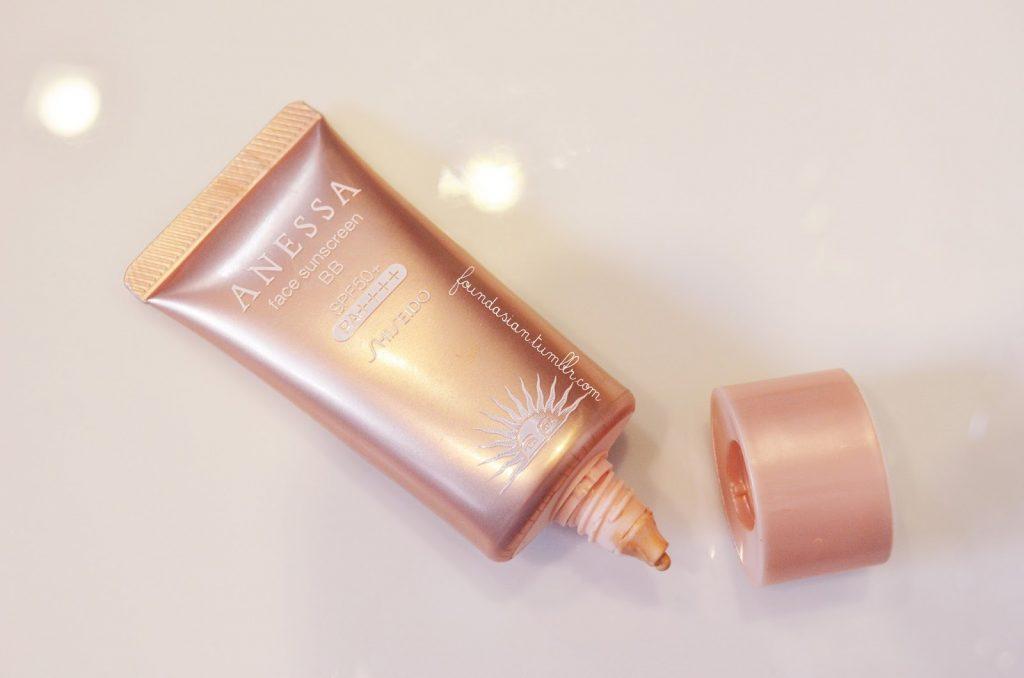 Kem chống nắng Shiseido Anessa Face BB