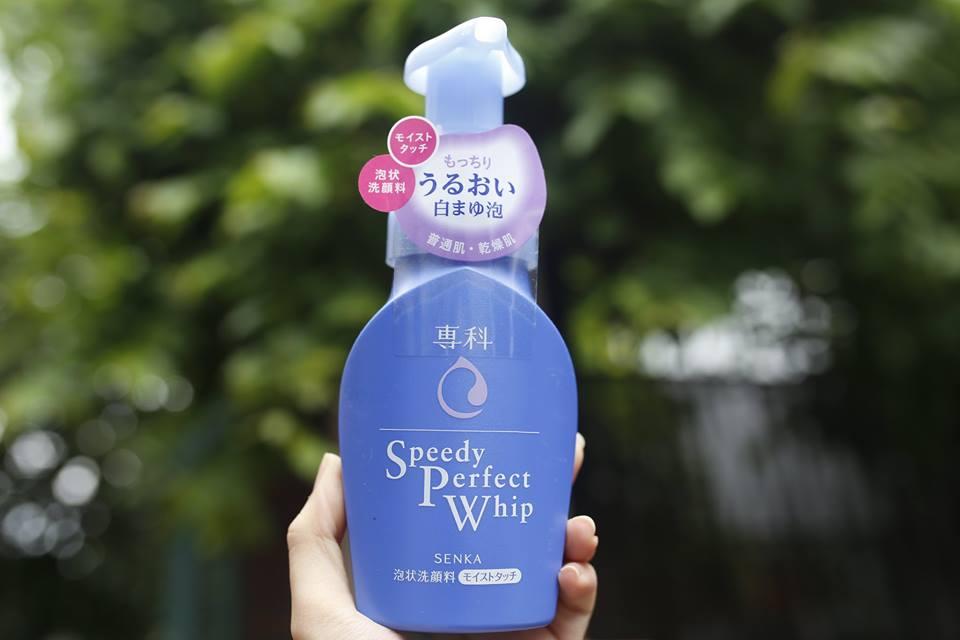 Sữa rửa mặt tạo bọt Shiseido