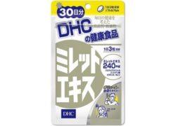 Chiết xuất hạt kê trị rụng tóc DHC