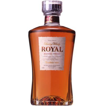Rượu Suntory Royal Blended Whisky