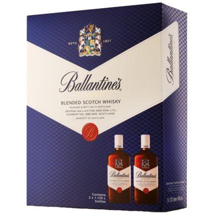 Rượu Ballantine's Finest Twin Pack