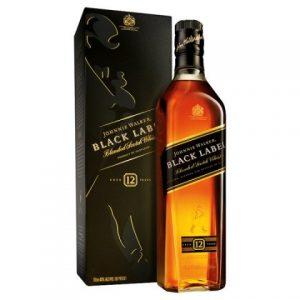 rượu Johnnie walker black label 1 lít xách tay tại DFS Úc