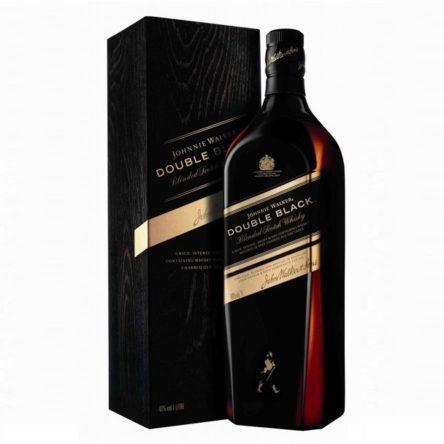 Rượu Johnnie Walker Double Black 1 lít