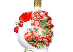 Rượu Suntory Royal Whisky Con Gà