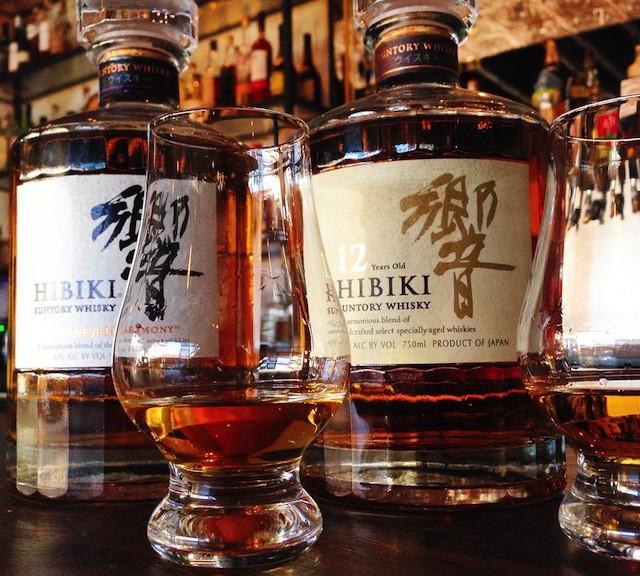 Rượu Hibiki 12 năm của Nhật