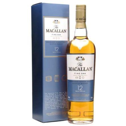 Rượu Macallan Fine Oak 12