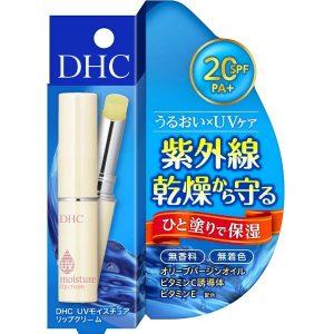 Son dưỡng DHC UV Moisture Lip Cream