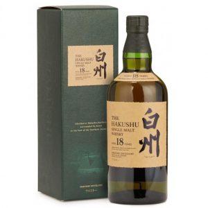 Rượu Sutory Hakushu 18 hàng Nhật xách tay
