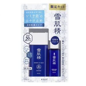 Kem chống nắng Kose White UV Milk hàng Nhât nội địa giá rẻ HCM
