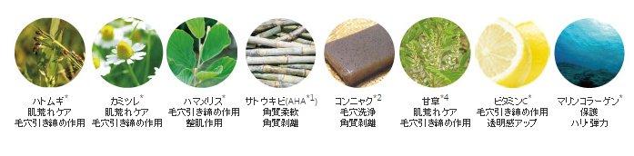 Gel tẩy da chết Green Tea Deep Cleansing từ trà xanh Nhật Bản chiết xuất từ nhiều thành phần thiên nhiên