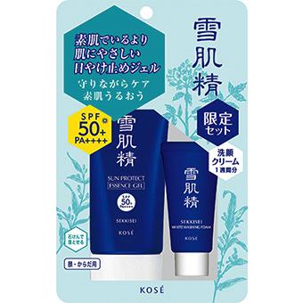 Kem chống nắng Kose Sekkisei Sun Protect Essence Gel N