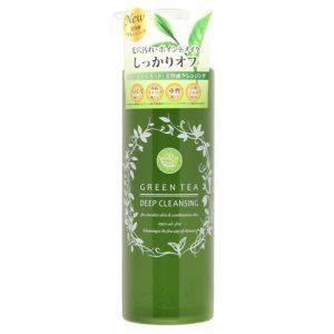 Gel tẩy da chết Green Tea trà xanh của Nhật