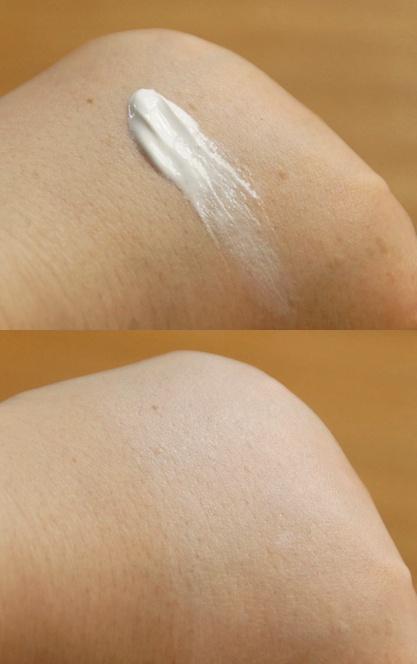 Hiệu ứng của kem dưỡng trắng White Conc White CC Cream