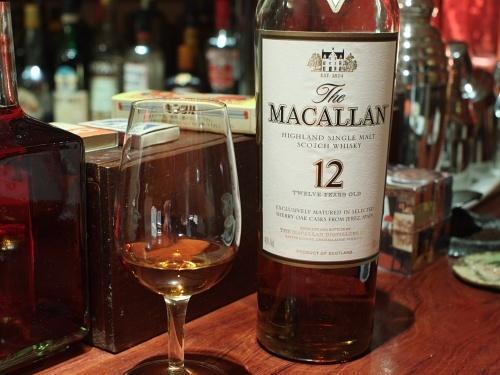 Rượu Macallan Sherry Oak 12 hàng Nhật nội địa