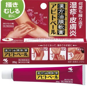 Thuốc trị ngứa Kobayashi Apitoberu