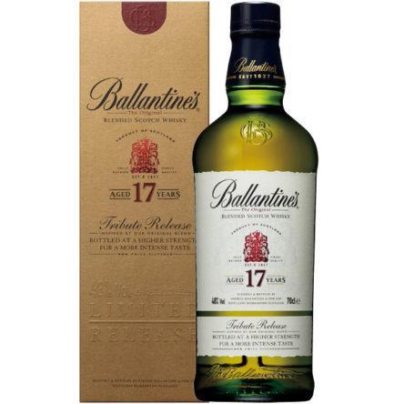 Ballantine's 17 Tribute Release