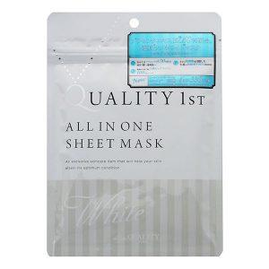 Mặt nạ Quality 1st White làm trắng da giá rẻ HCM