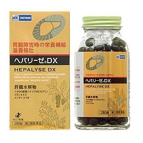 Thuốc bổ gan Hepalyse DX 280 viên hàng Nhật nội địa