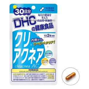 Viên uống trị mụn Cleacnea AC DHC điều hoà tiết nhờn giảm mụn